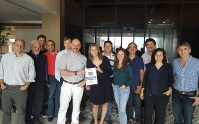 Andrea Lages na Cargill