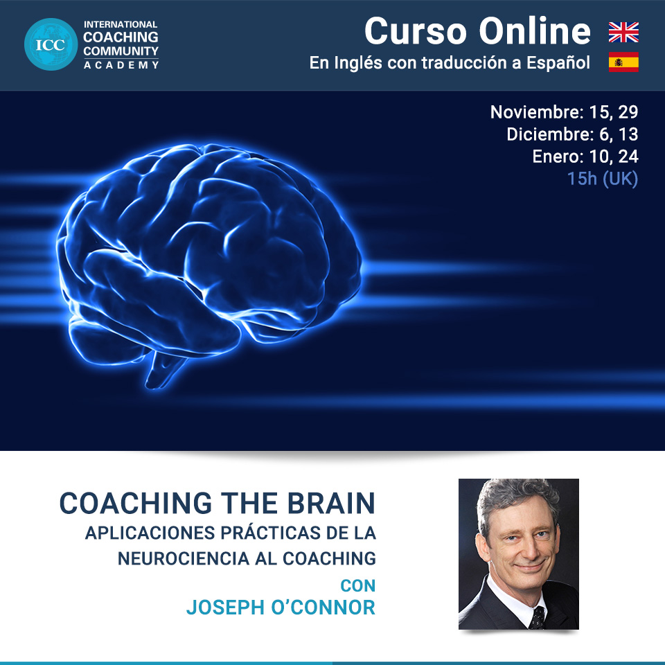 Curso Online - Coaching the Brain: Aplicaciones prácticas de la neurociencia al coaching