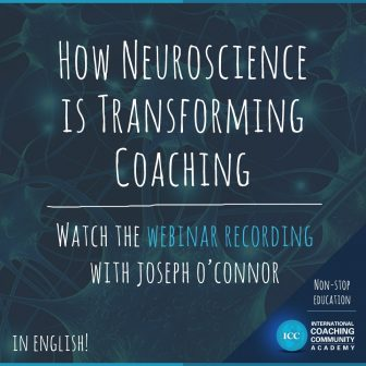 Webinar Recordings: How Neuroscience is Transforming Coaching