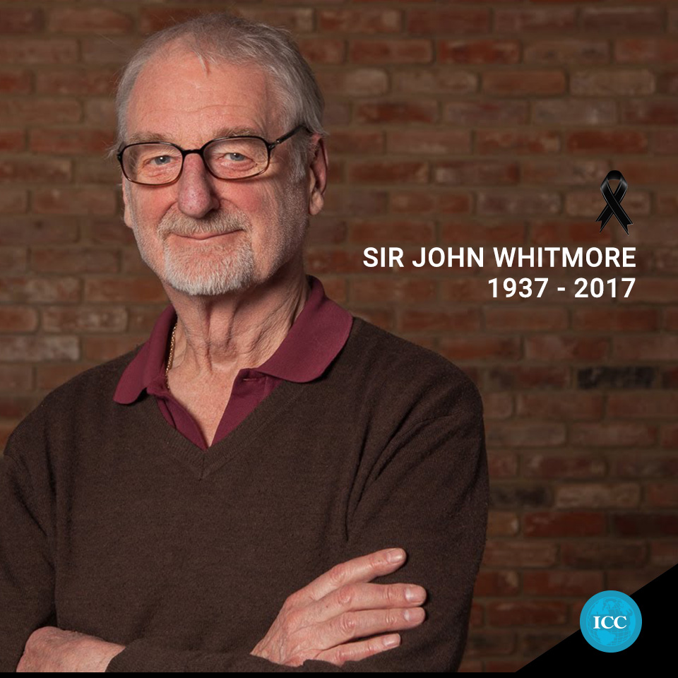Sir John Whitmore – 1937-2017