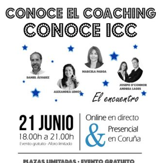 'Conoce el Coaching' event in Spain
