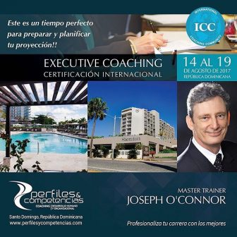 Executive Coaching with Joseph O'Connor in August in the Dominican Republic – Last seats!