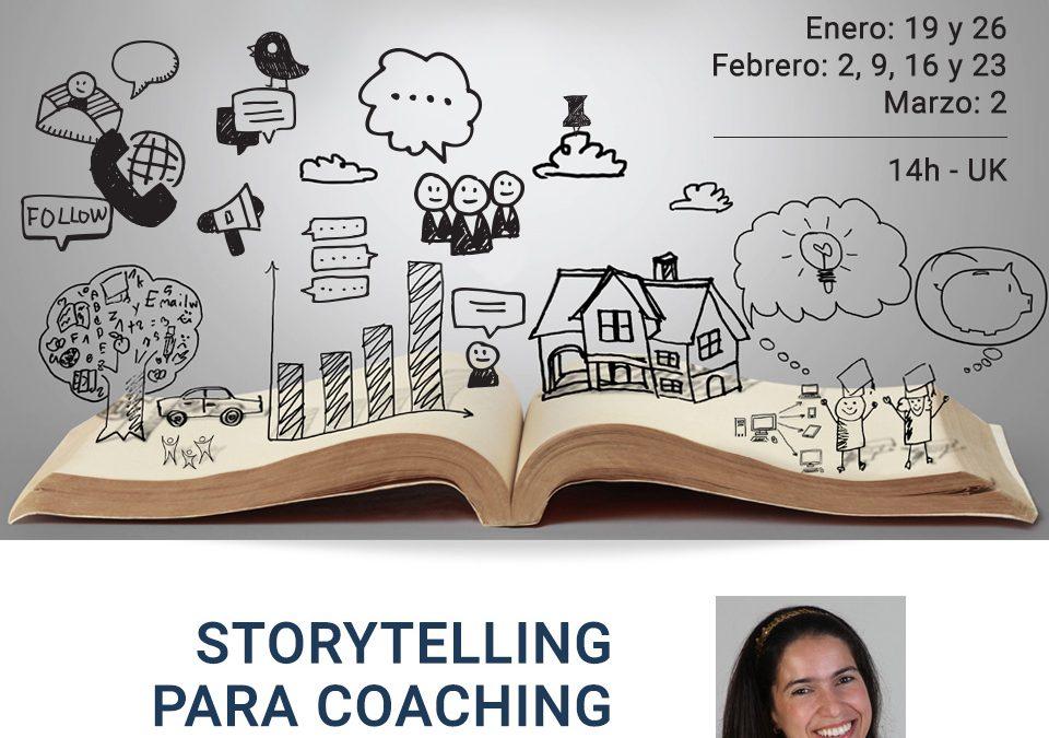 CursoOnline: Storytelling para Coaching