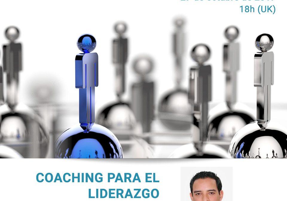 Free Webinar – Coaching para el liderazgo