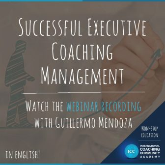 Gravações de Webinários: Successful Executive Coaching Management