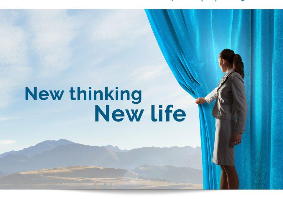Webinário Grátis: Coaching – New thinking, new life