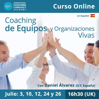 New dates! Online Course: Coaching de Equipos y Organizaciones Vivas