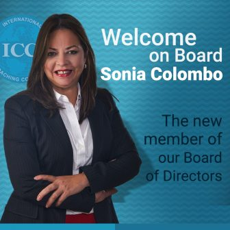 Welcome on Board, Sonia!