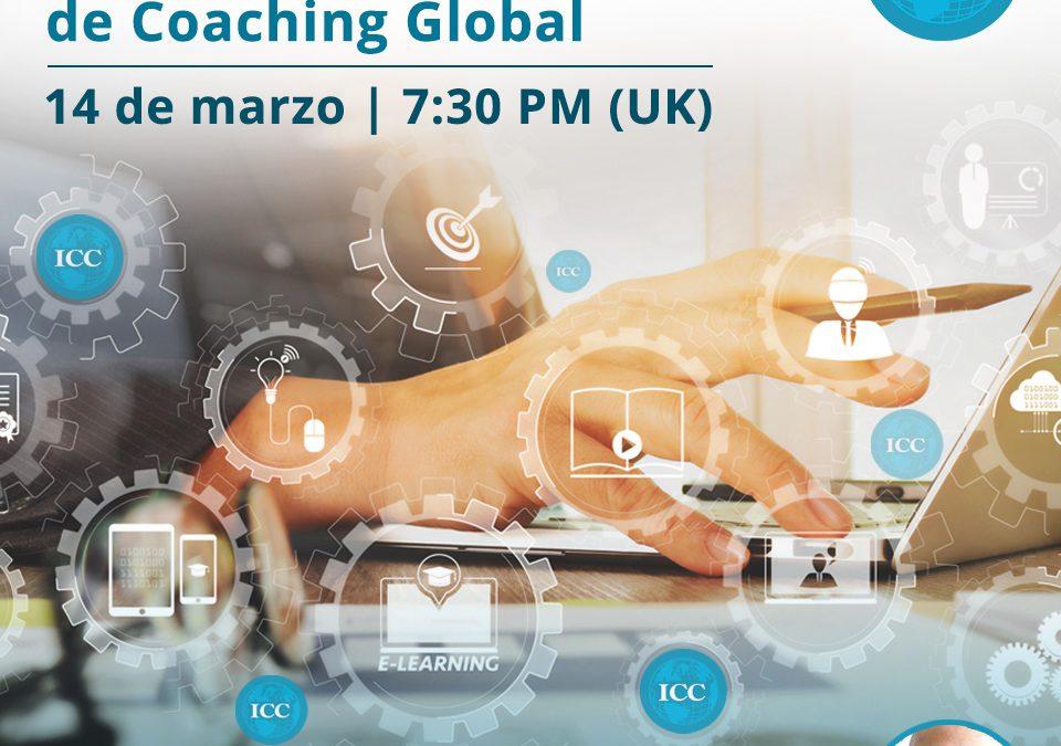 Webinar Grátis: ICC, tu plataforma de Coaching Global