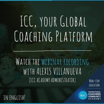 Webinar Recordings: ICC, your Global Coaching Platform
