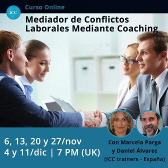 Curso online – Mediador de Conflictos Laborales mediante Coaching