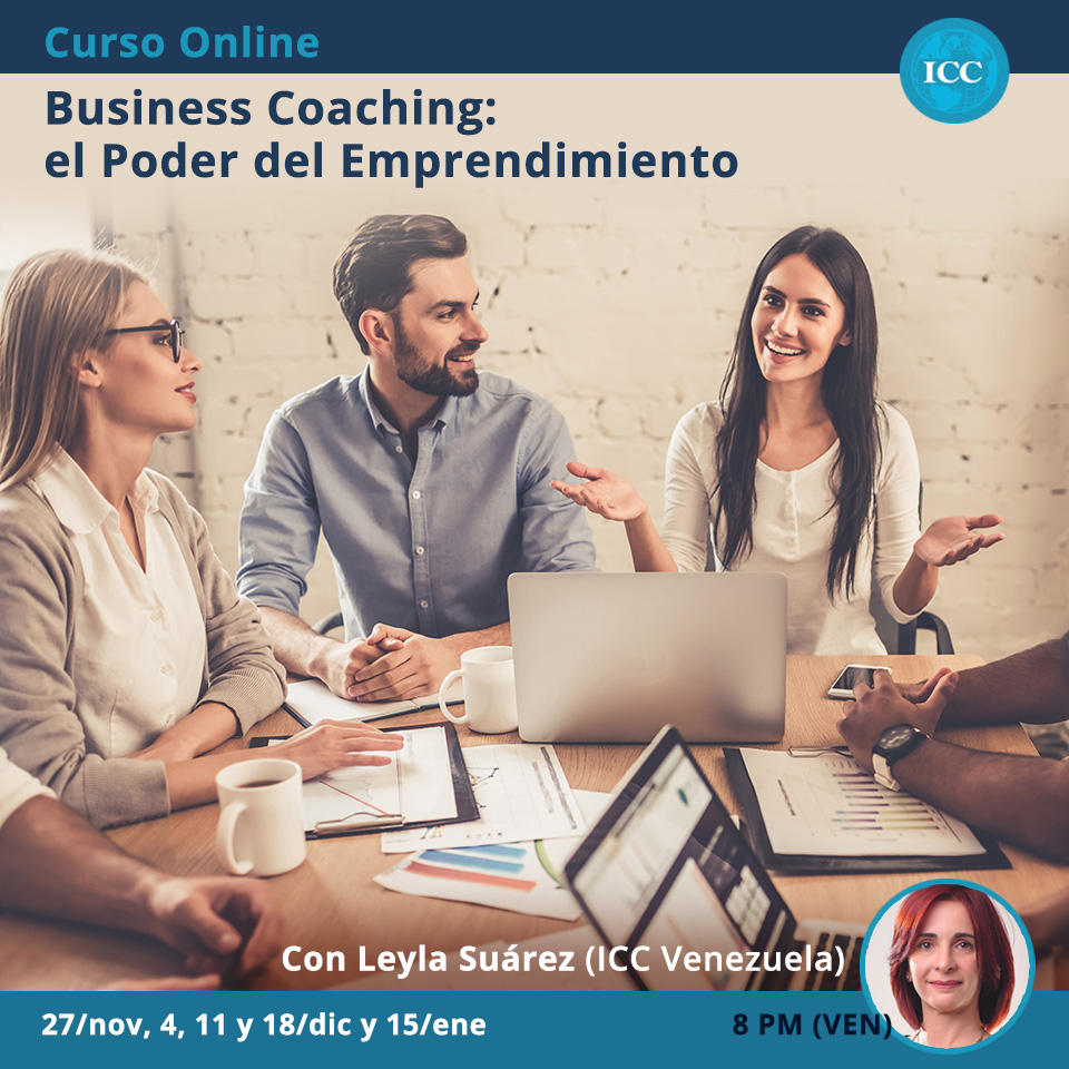 Curso Online: Business Coaching - el Poder del Emprendimiento