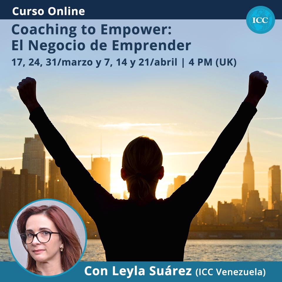 Curso Online: Coaching to Empower - El Negocio de Emprender