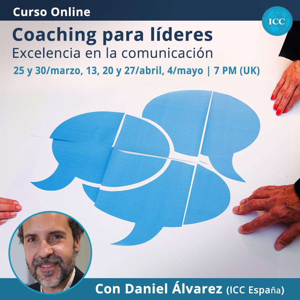 Curso Online - Coaching para Líderes: excelencia en la comunicación.