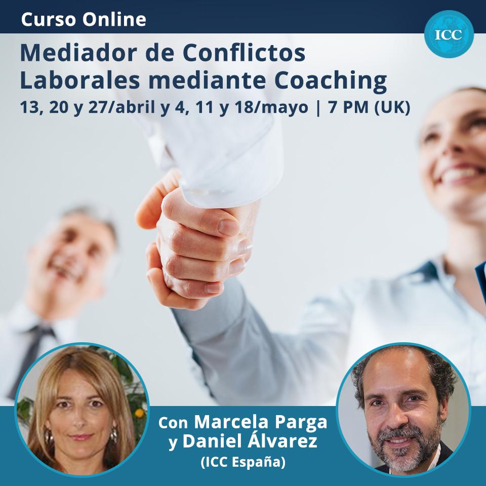 Curso Online: Mediador de Conflictos Laborales mediante Coaching