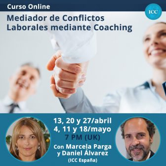Online Course: Mediador de Conflictos Laborales mediante Coaching