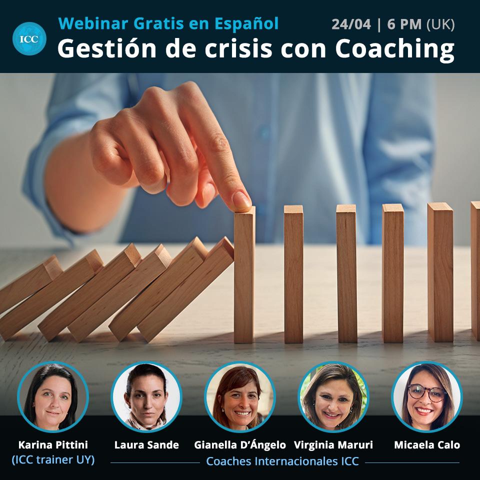 Webinar gratis: Gestión de crisis con Coaching