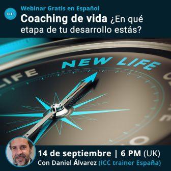Webinar gratis: Coaching de vida ¿En qué etapa de tu desarrollo estás?