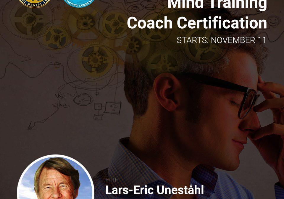 Mind Training Coach Certification