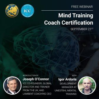 Webinar sobre a Mind Training Coach Certification