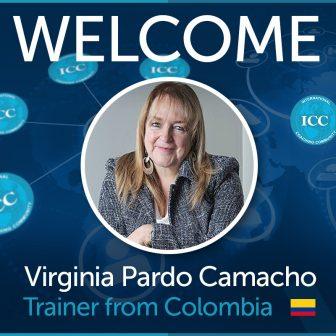 Bienvenida trainer Virginia Pardo C