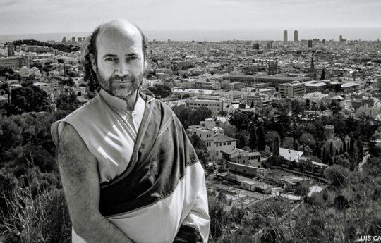 El lama budista que revoluciona Barcelona
