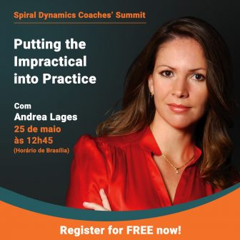 Andrea Lages no Spiral Dynamics Coaches Summit