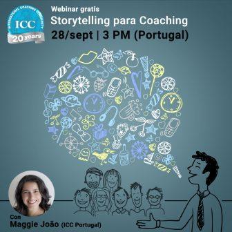 Webinar grátis: Storytelling para Coaching